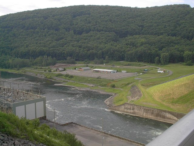 Projects for Kinzua dam fishing